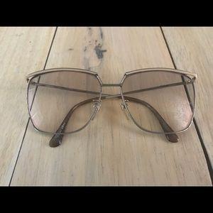 Vintage Diane Von Furstenburg Eyeglass Frames